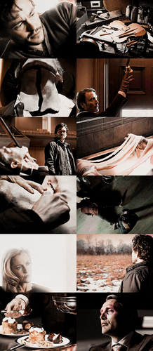 Hannibal 1.08 - fromage