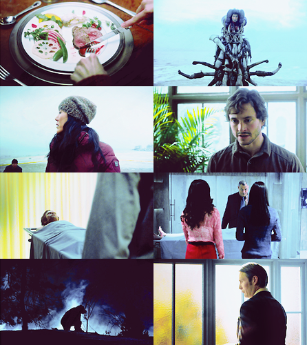 Hannibal 1.09 Trou Normand