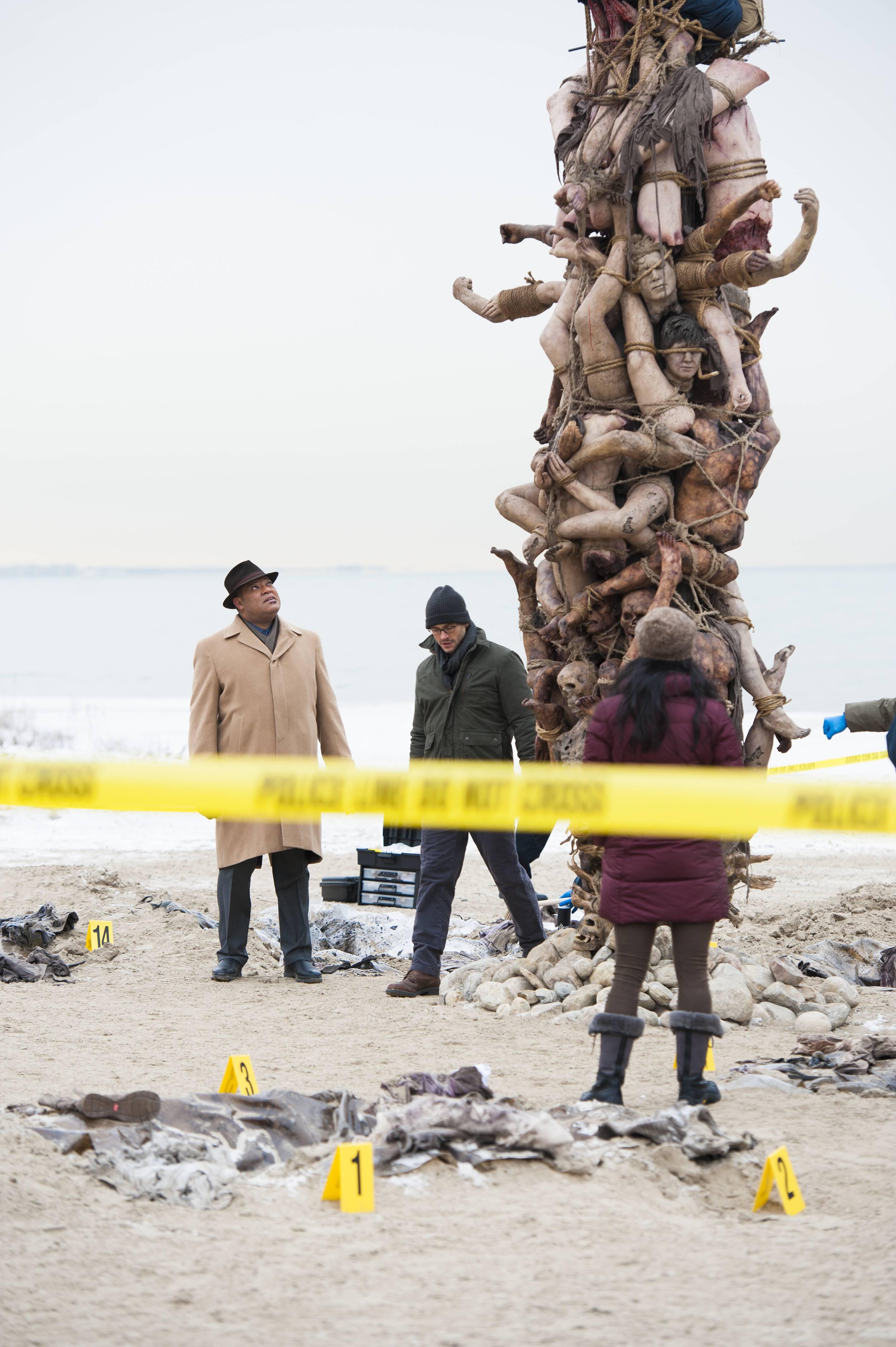 Hannibal - Episode 1.09 - Trou Normand