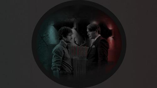 Hannibal Lecter & Will Graham