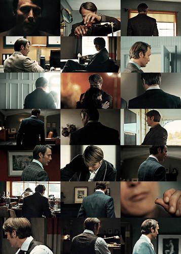 Hannibal Lecter + faceless