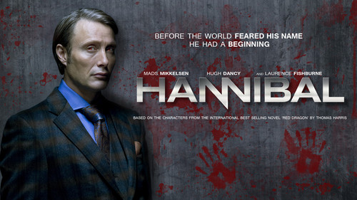 한니발 TV 시리즈 바탕화면 containing a business suit titled Hannibal Lecter