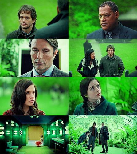 Hannibal + green