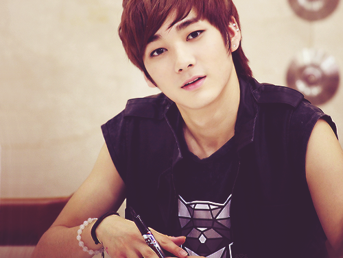NU'EST wallpaper titled Happy Birthday Aron ~♥