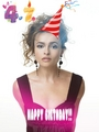 Happy Birthday Helena!!♥