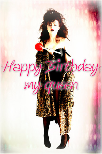 Happy birthday Helena