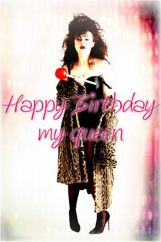 Happy birthday Helena