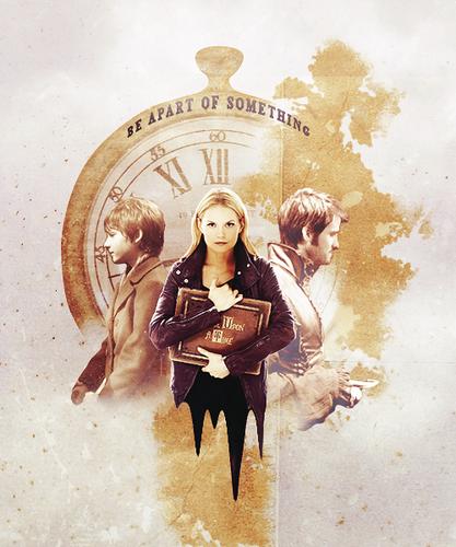 Henry, Hook & Emma