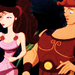 Hercules and Meg - hercules-and-megara icon