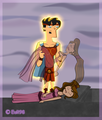Hercules - total-drama-island fan art