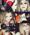 Here's To Never Growing Up - avril-lavigne fan art