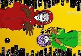 Hichigo and Darukia