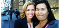 Hilarie & Fan - hilarie-burton photo