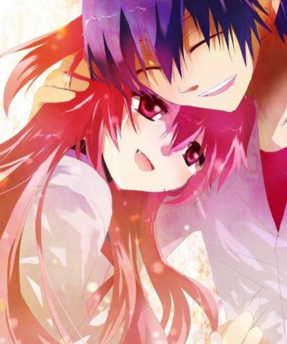Hinata and Yui <3
