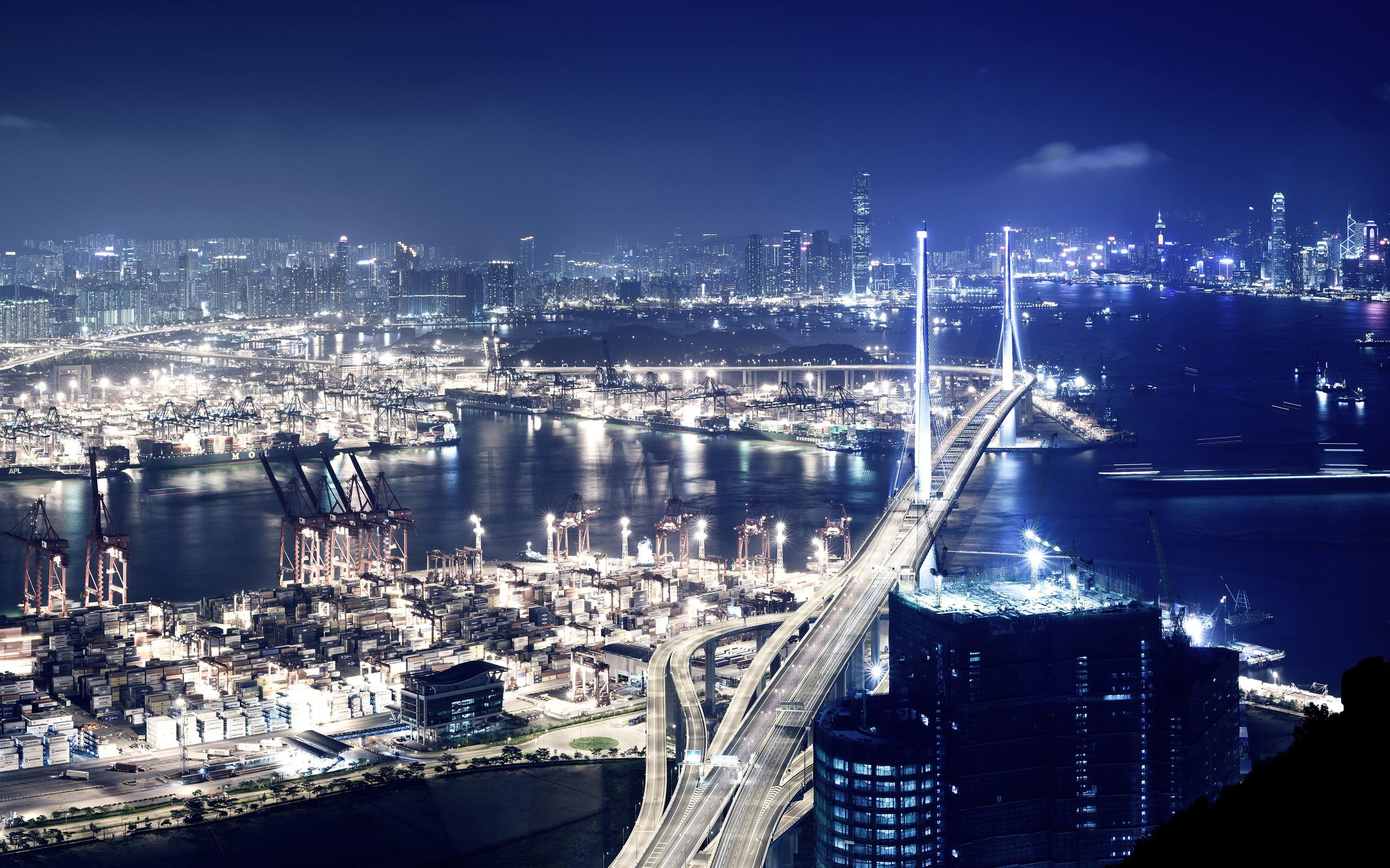 Hong Kong Images Hong Kong Nights Hd Wallpaper And Background Photos