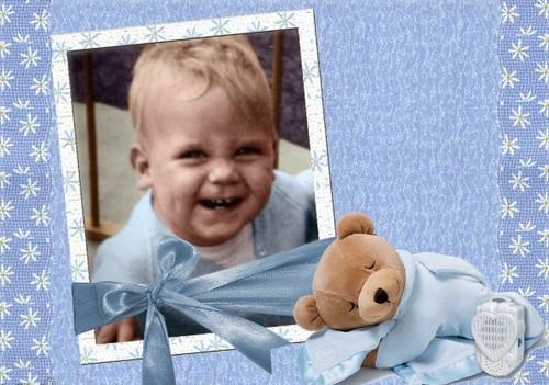Hugh laurie Baby - Fanart