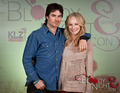 Ian Somerhalder - Portraits from Bloody Night Con - ian-somerhalder photo