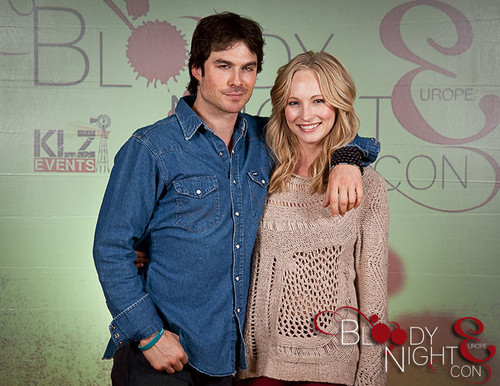 Ian Somerhalder - Portraits from Bloody Night Con
