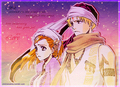 Ichigo and Orihime - bleach-anime photo