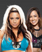 Icon for the Divas section on WWE Shop - aj-lee icon