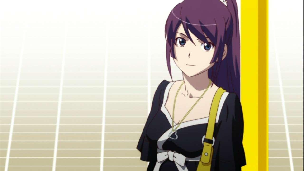 Imagery - Hitagi Senjougahara Wallpaper (34535430) - Fanpop fanclubs