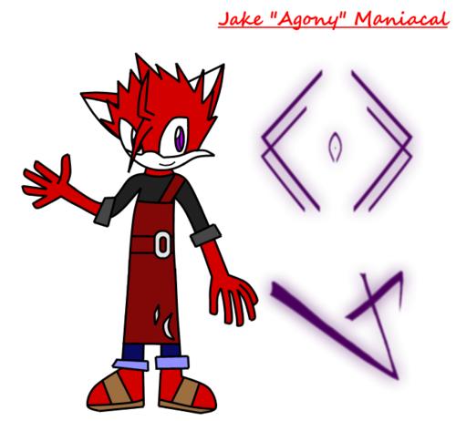 "Jake ""Agony"" Maniacal"