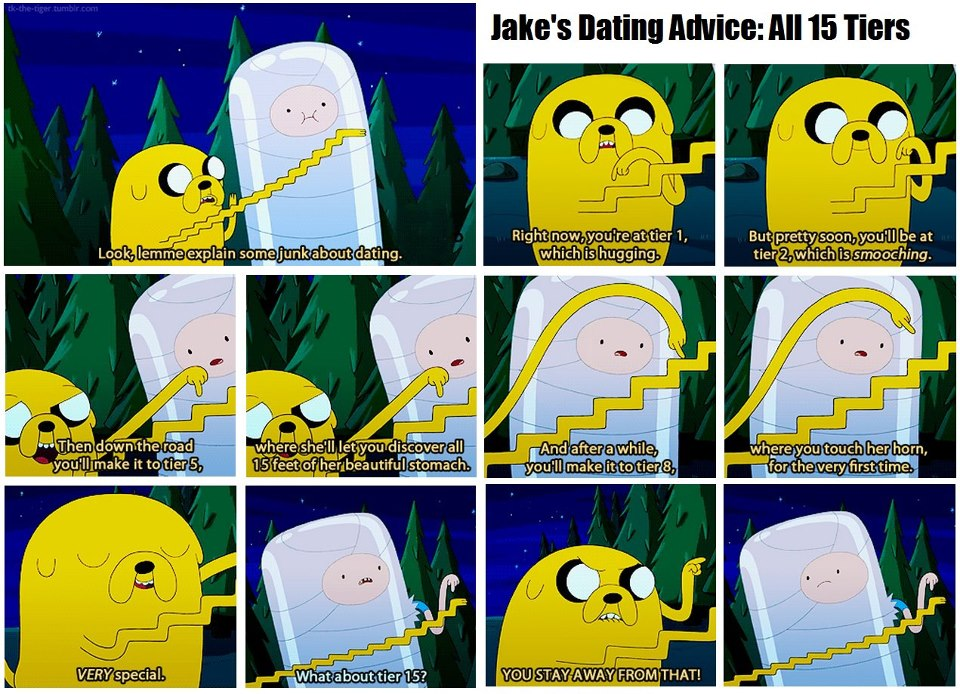 Jake then reveals in an outburst