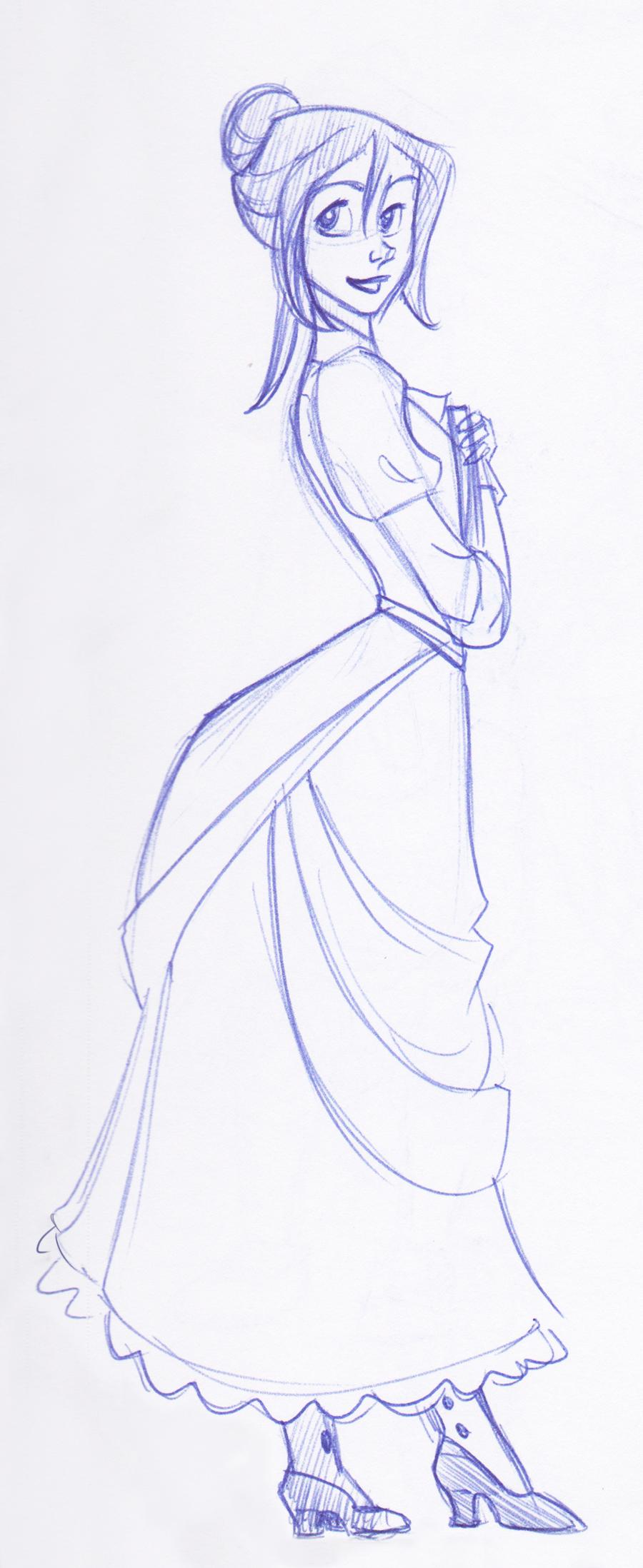Disney Character Design Tarzan : Jane walt disney s tarzan fan art  fanpop