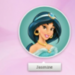 Jasmine - disney-princess icon