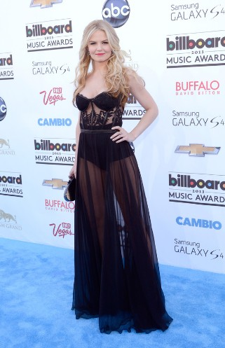 Jennifer Morrison at the Billboard musik Awards