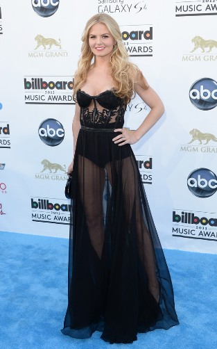 Jennifer Morrison at the Billboard Music Awards