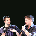 Jensen and Misha ★ - jensen-ackles-and-misha-collins photo