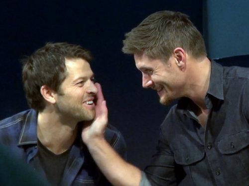 Jensen and Misha ★