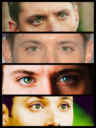 Jensen's Eyes.