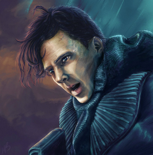 Benedict Cumberbatch Interview - Star Trek Into Darkness