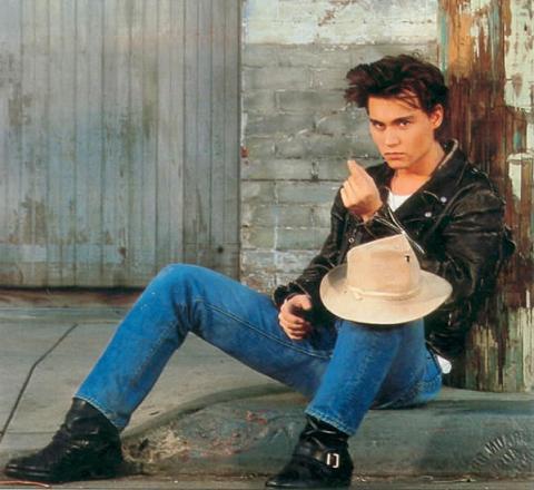 Johnny Depp 1987