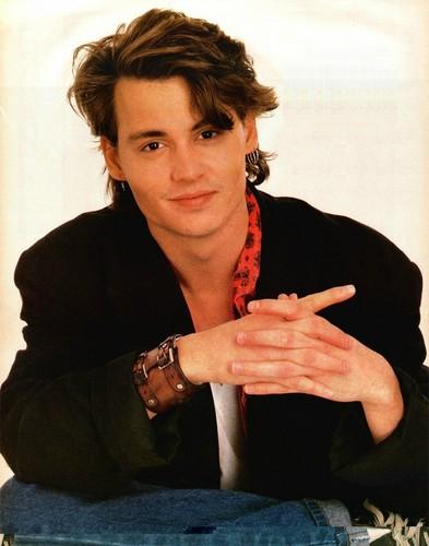 Johnny Depp 1988
