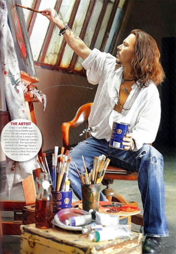 Johnny the Painter ♥