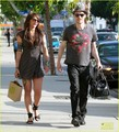 Joseph Morgan and Persia White in West Hollywood - joseph-morgan photo