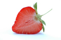 Juicy Red Strawberry - colors photo