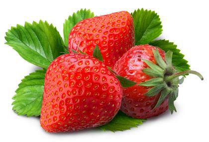 Juicy Red स्ट्रॉबेरी, स्ट्राबेरी
