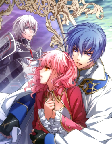Julius, Lulu, and Salo-mon