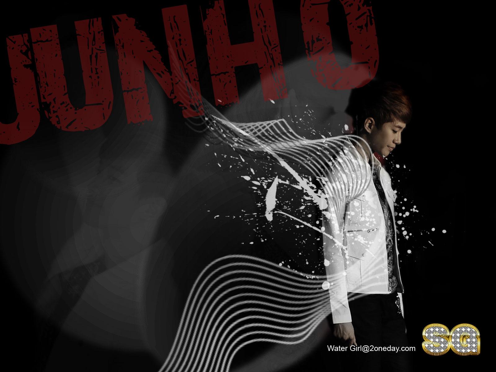 Junho  2pm Wallpaper 34554784  Fanpop