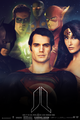 Justice League (Fan Made) Poster - justice-league fan art