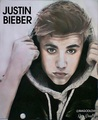 Justin Bieber 2 Drawing - christian-beadles-and-justin-bieber fan art