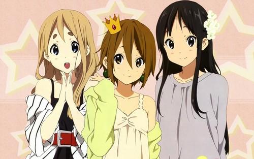 K-On! Mio, Tsumugi & Yui