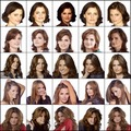 Kate over the years - caskett photo