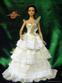 Katniss Everdeen Capitol Portrait Dress for Tonner Doll