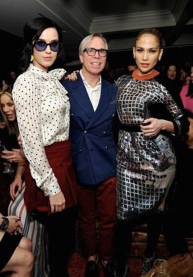 Katy Perry & Jennifer Lopez