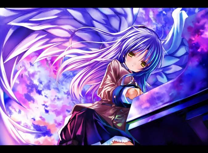 Kawaii Anime images Kawaii Angel Girl wallpaper and background photos HD Wide Wallpaper for Widescreen
